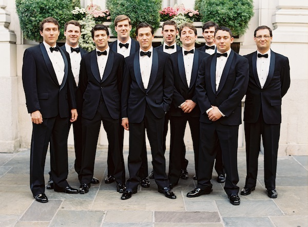 black-tie-wedding