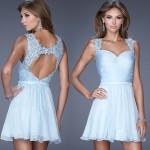 Vestido-de-Chiffon-Azul-A-Linha-de-Rendas-Frisado-Barato-Vestidos-de-Festa-Curto-Cocktail-Dresses