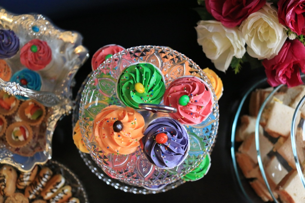 cores_cupcakes