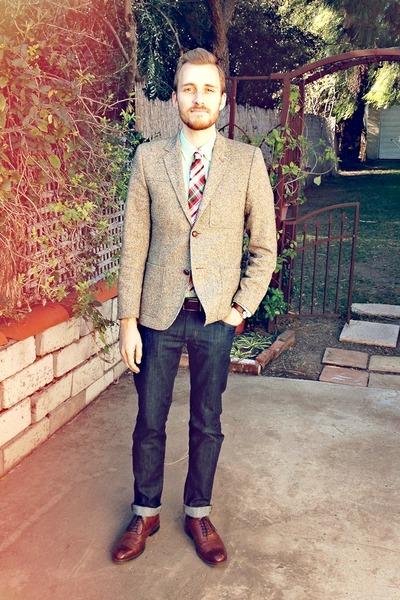 blazer-and-jeans-shoesmens-stafford-ashton-jcpenney-shoes-doctrine-denim-jeans-hm-esnrlgvf