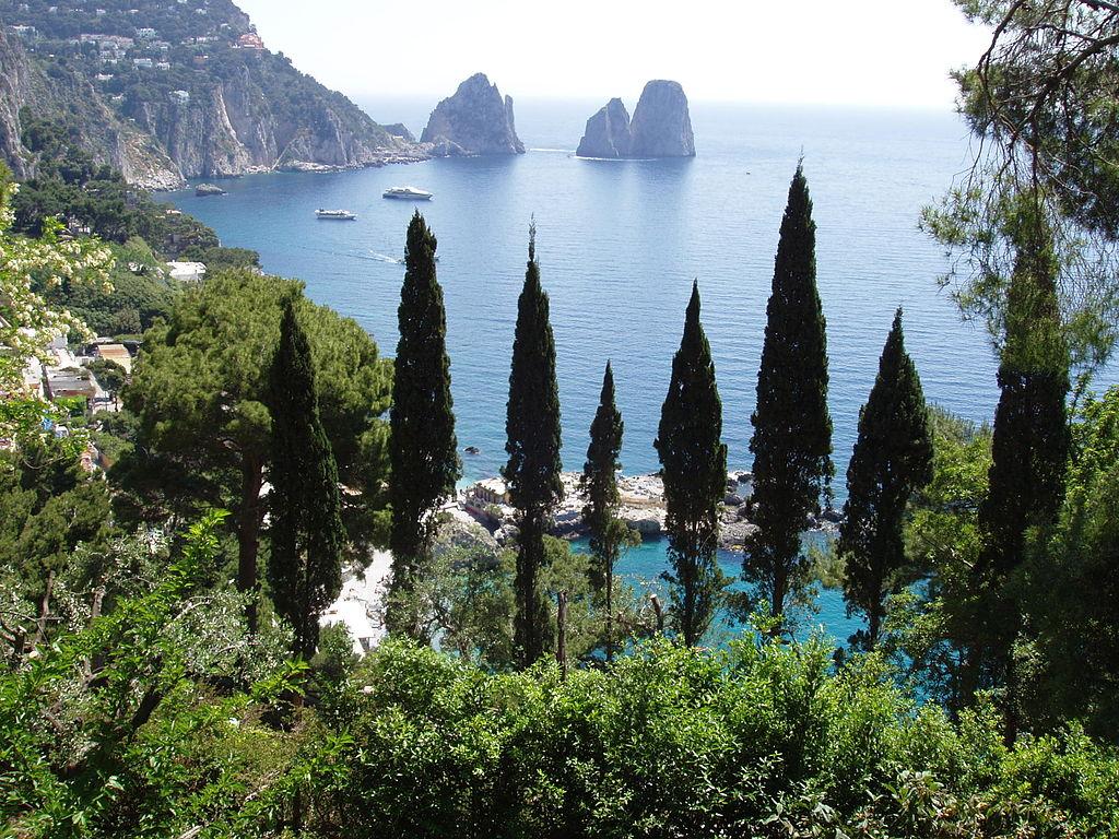 Capri_-_Italy