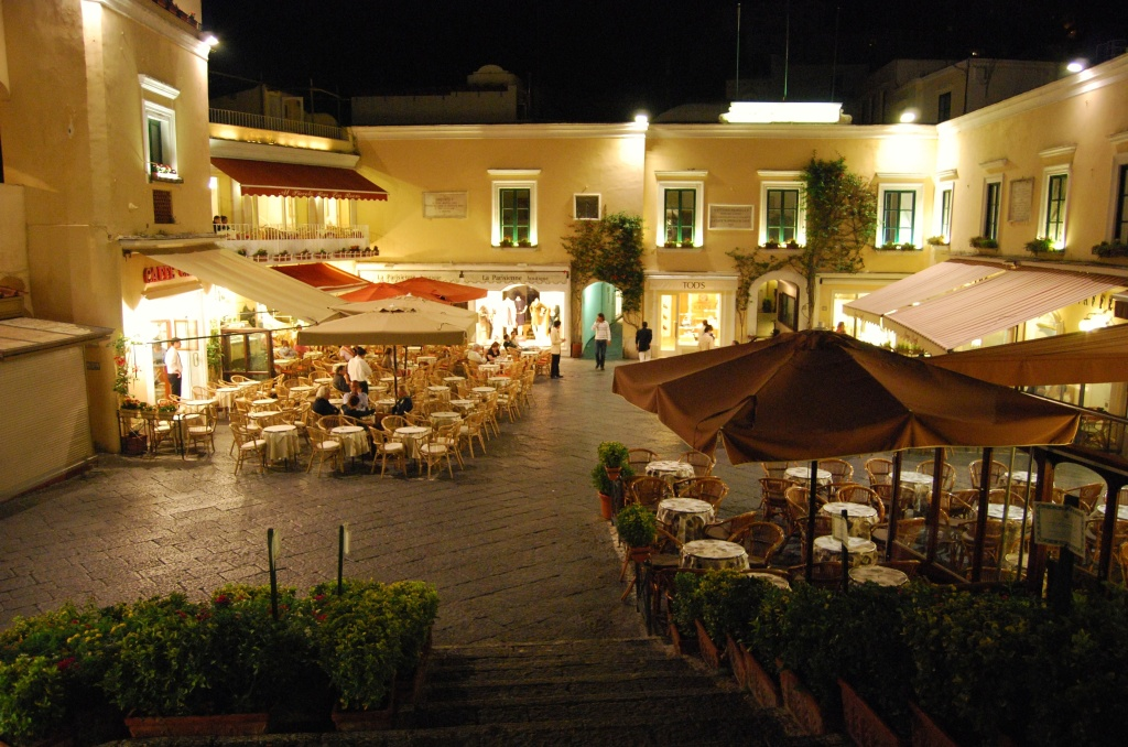 Capri_Piazzetta